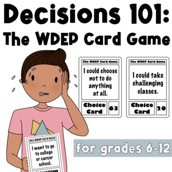 The WDEP Card Game