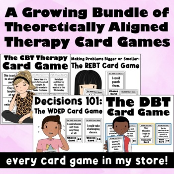 The Card Games (Striped) Bundle: Save 40%!