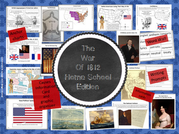 The War of 1812 Home School Edition