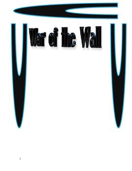 The War of the Wall by Toni Cade Bambara - story worksheet