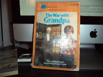 The War with Grandpa  ISBN 0-440-49276-9