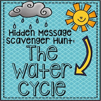 Water Cycle Introductory Activity