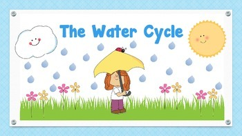 """The Water Cycle"" PowerPoint Guide"