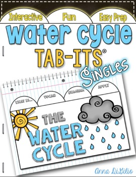The Water Cycle Tab-Its™