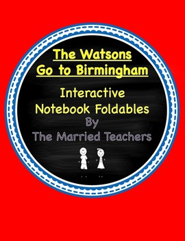 The Watsons Go to Birmingham Interactive Literature & Gram