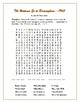 The Watsons Go to Birmingham—1963: 2 Fun Word Searches!