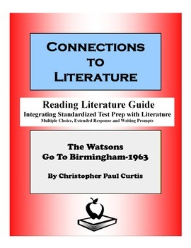 The Watsons go to Birmingham: 1963-Reading Literature Guide