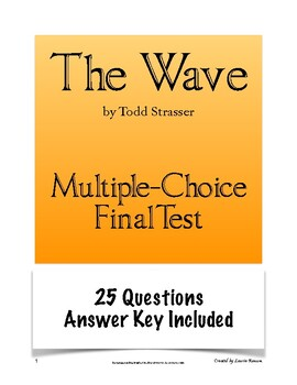 The Wave Test