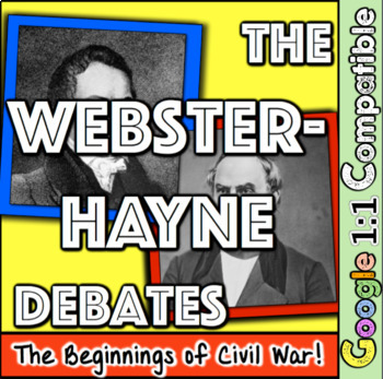 Webster-Hayne Senate Debate! Students analyze the Beginnin