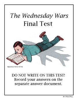 The Wednesday Wars Final Test/ Assessment