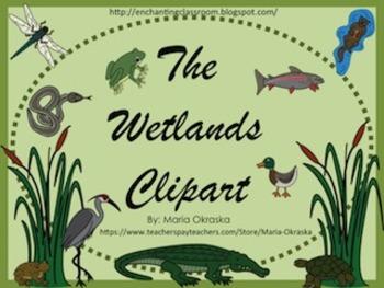 The Wetlands Clipart