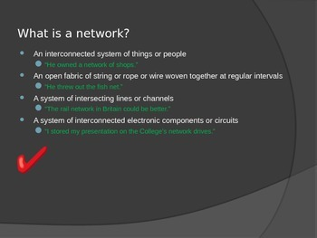 The What and Why of Computer Networks
