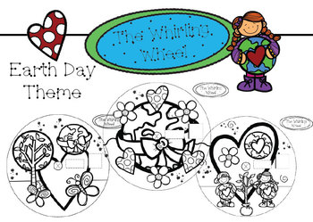 The Whirling Wheel {Earth Day Set} Addition, Multiplicatio