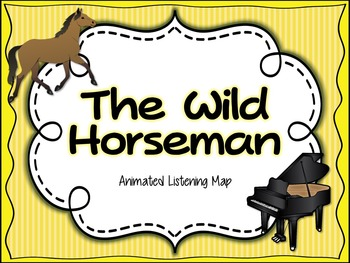 The Wild Horseman Animated Listening Map