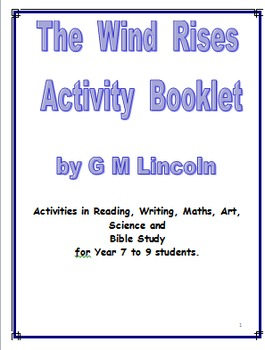 The Wind Rises Christian Literacy Resource