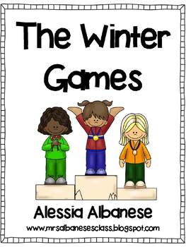 Go for the Gold!  A Winter Games Fact Book for Kids
