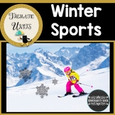 Winter Olympics Winter Sports: Common Core Thematic Essentials