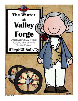 The Winter at Valley Forge: Multiple Accounts of the Same