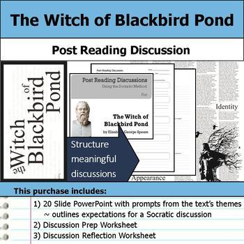 The Witch of Blackbird Pond - Socratic Method - Post Readi
