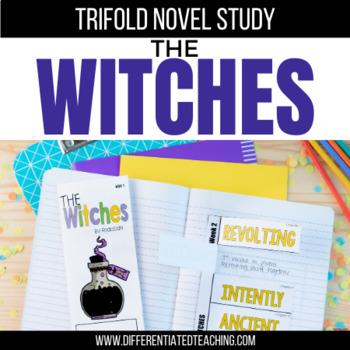 The Witches Foldable Novel Study Unit