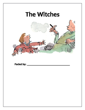 The Witches (a novel study)