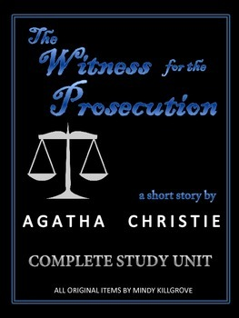"""""""The Witness for the Prosecution"""" by Agatha Christie: Shor"""