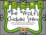 The Wolf's Chicken Stew {Book Companion + Speech & Languag