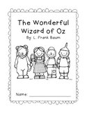 The Wonderful Wizard of Oz - Common Core Unit