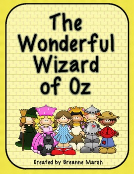 The Wonderful Wizard of Oz Pack