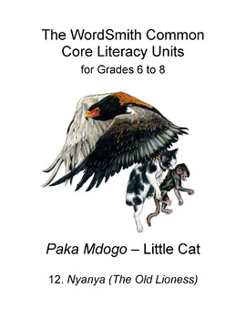 The WordSmith Common Core Literacy Units for Grades 6-8 (12)