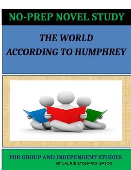 The World According to Humphrey Novel Study Lesson Plans
