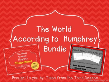 The World According to Humphrey Bundle