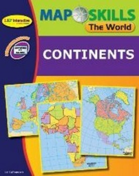 The World: Continents