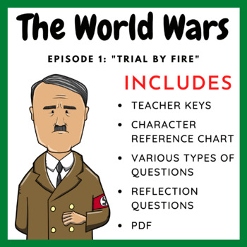 The World Wars: Trial by Fire - Complete Guide for Episode 1