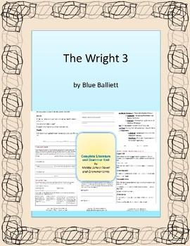 The Wright 3 Novel Unit