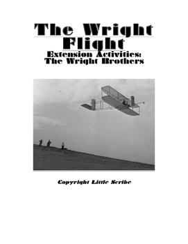 The Wright Flight - Extension Activities