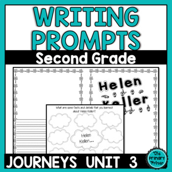 The Write Stuff:  Writing Papers for Journeys Grade Two Un