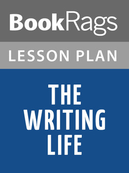 The Writing Life Lesson Plans