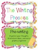 The Writing Process - Poster/ Clip Chart