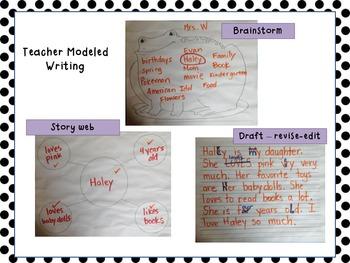 The Writing Process - fish