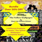 The Yellow Wallpaper Special Education/ELD Bundle