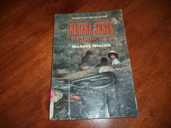 The Young Indiana Jones Chronicles  ISBN 0-679-82776-5