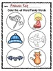 The -at Word Family {Freebie}