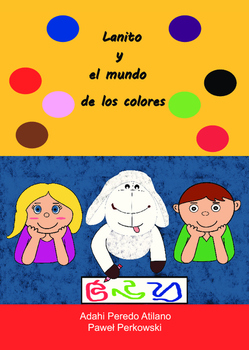 The colors in Spanish