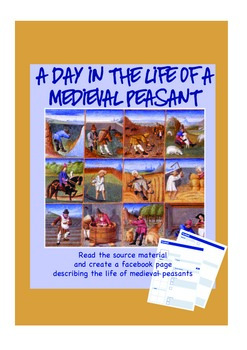 The daily life of a Medieval Peasant