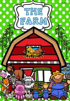 The farm, komplett hefte