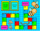 The insect race maths board game