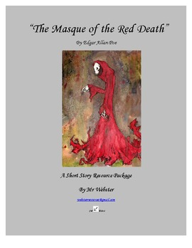 """""""The Masque of the Red Death"""" by Edgar Allan Poe - 84 Page"""