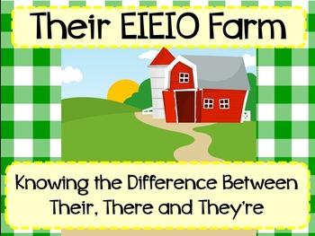 Their E-I-E-I-O Farm!
