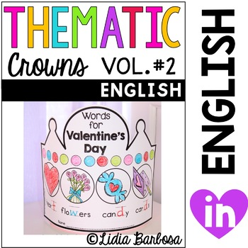 Thematic Crowns in English- volume #2 for Jan. to August